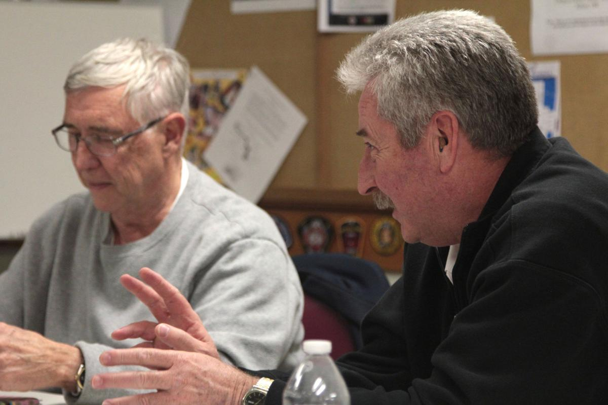 CB fire officials confront ouster
