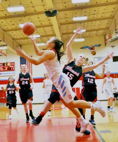 Girls basketball: Seaside slides past Tillamook, 52-32