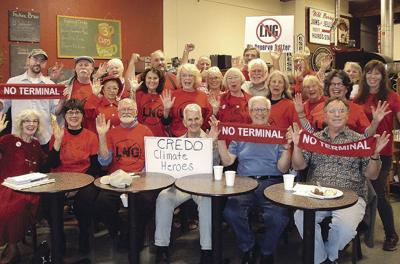 Local group named CREDO Climate Hero