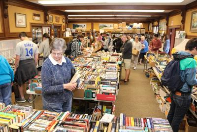 Don't miss library's big event