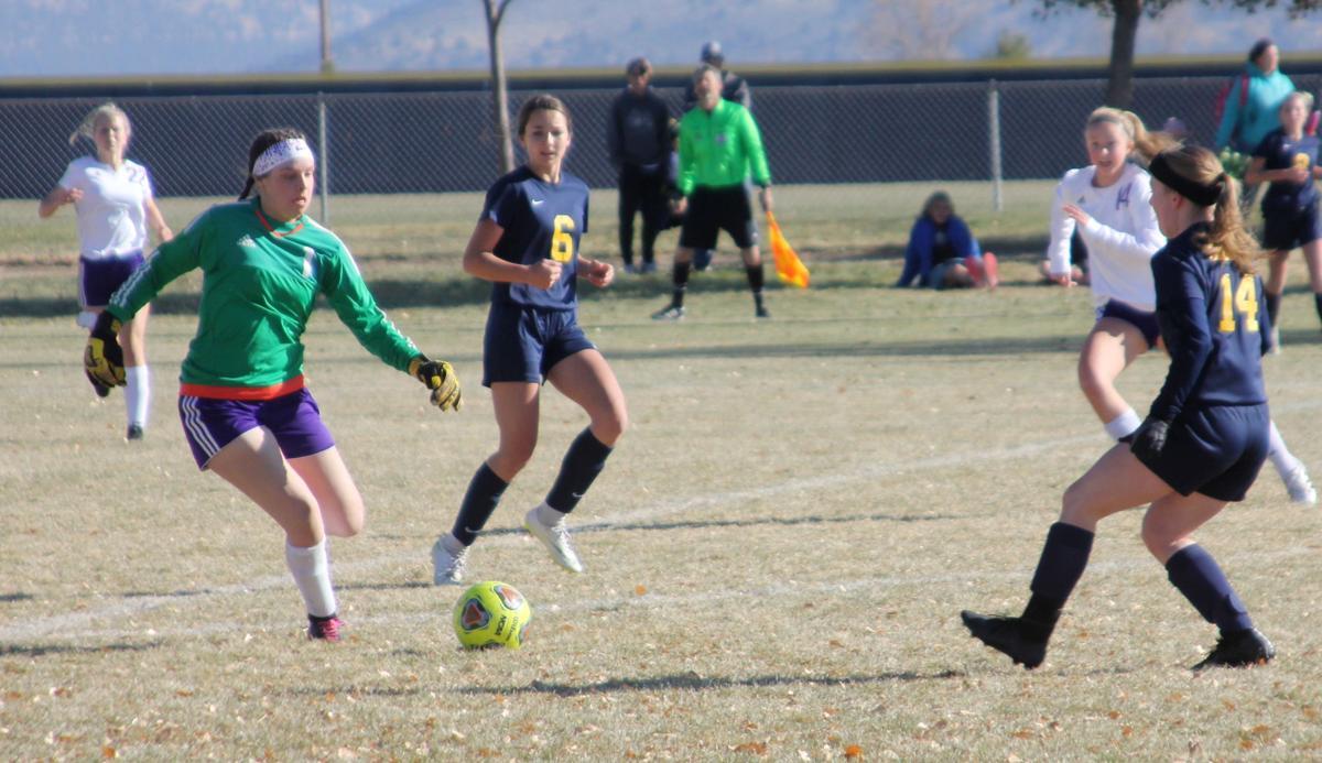Shelby Rasmussen, Astoria soccer