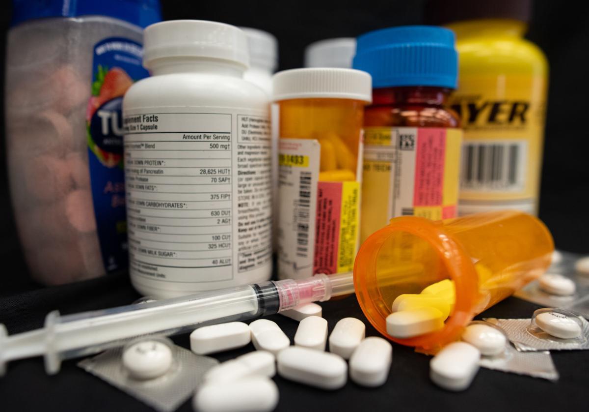 Emergency medications