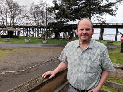 Tim Williams is Astoria's new parks director