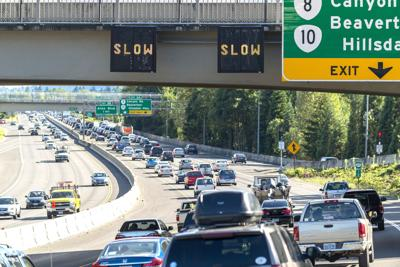 ODOT confirms Portland traffic is getting worse