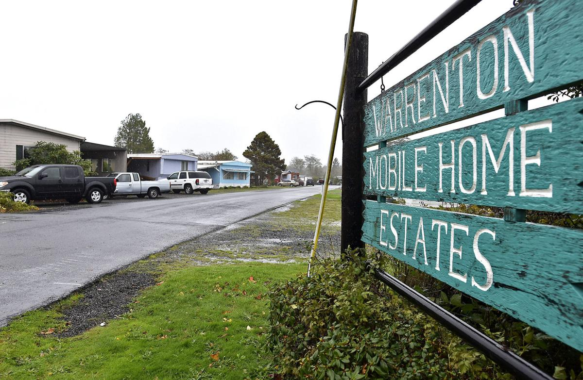 Warrenton mobile home park tenants become landlords
