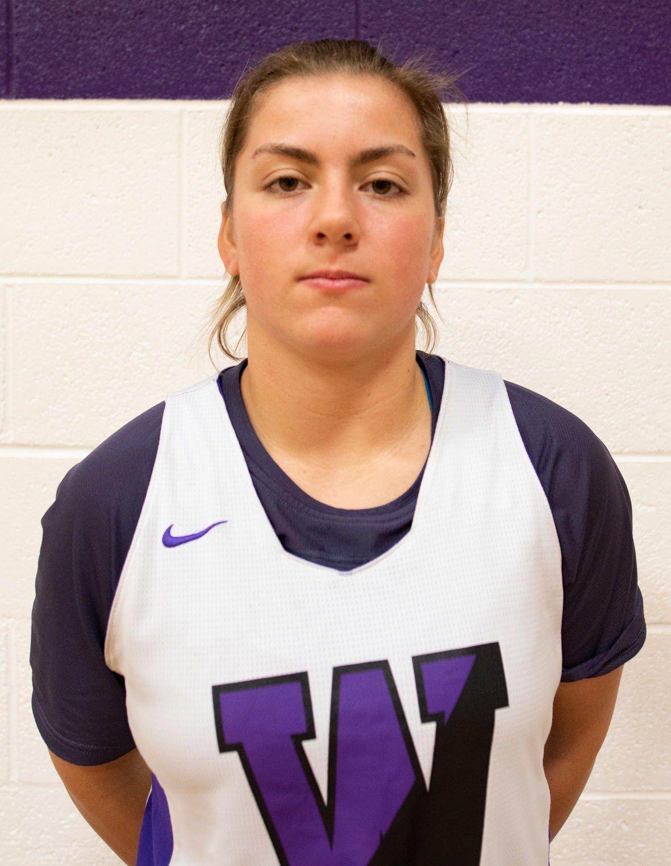 Kenzie Ramsey, Warrenton basketball