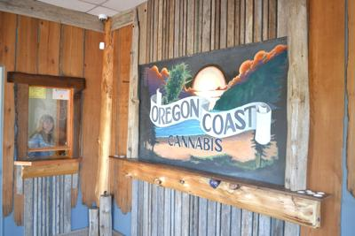 Cannon Beach, maybe, but Manzanita now sells weed