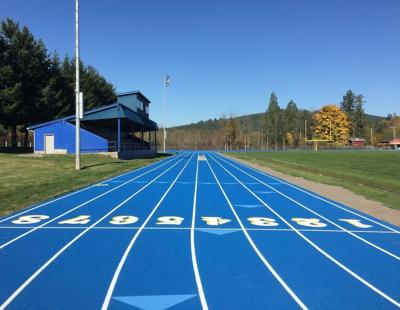 Jewell's track