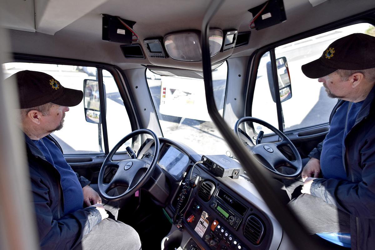 Bus provider looks toward a prosperous new  year
