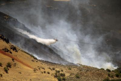 Substation Fire now nation's top firefighting priority | Local News