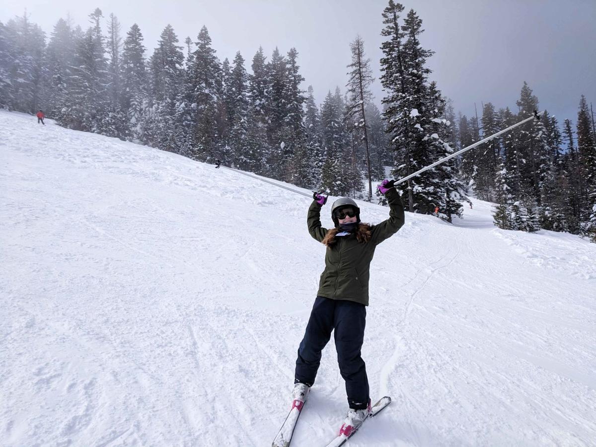 Grace Hunt at Mount Hood 2
