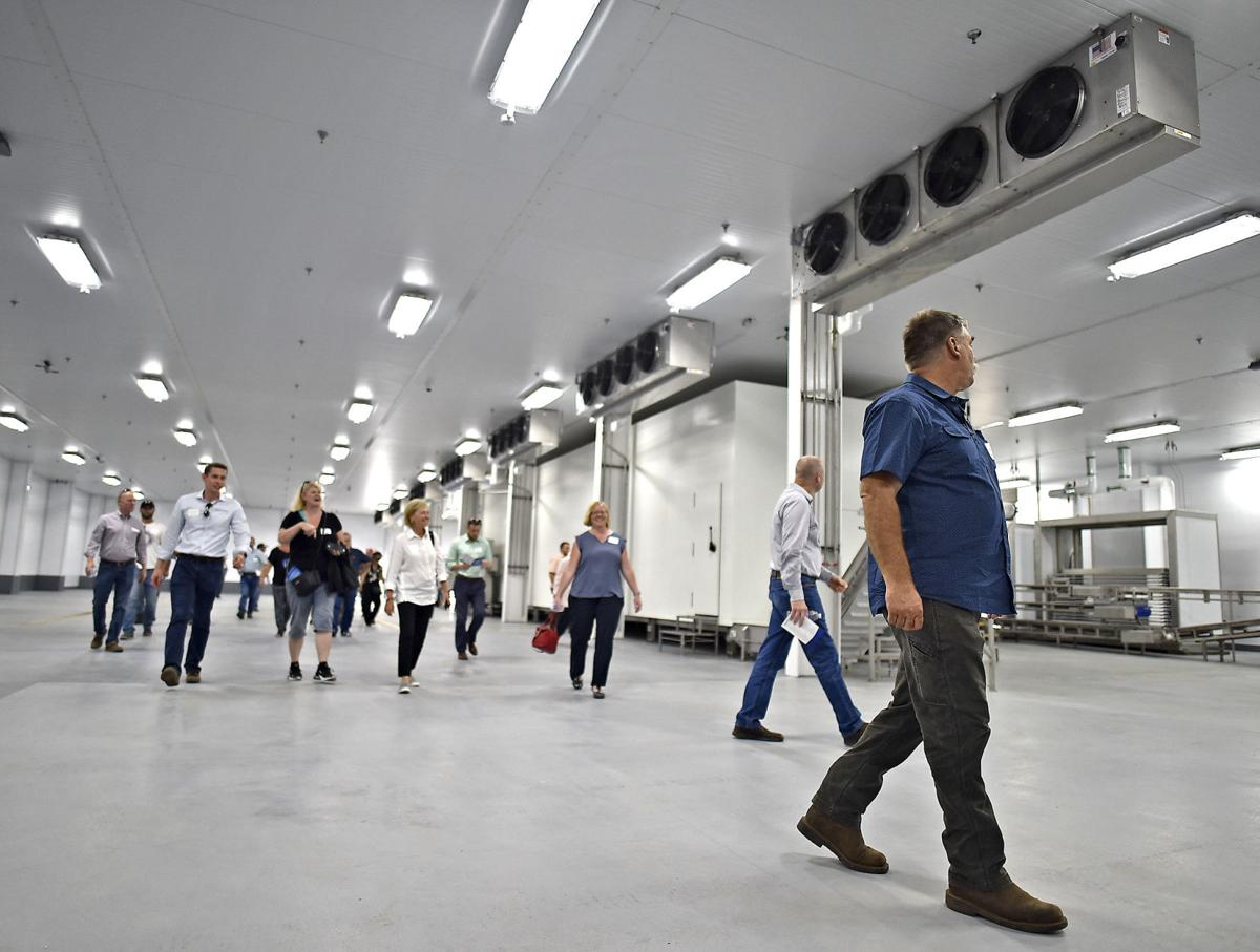 Pacific Seafood opens new Warrenton plant