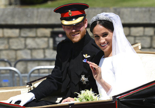 Royal brides' personalized wedding touches strike a chord