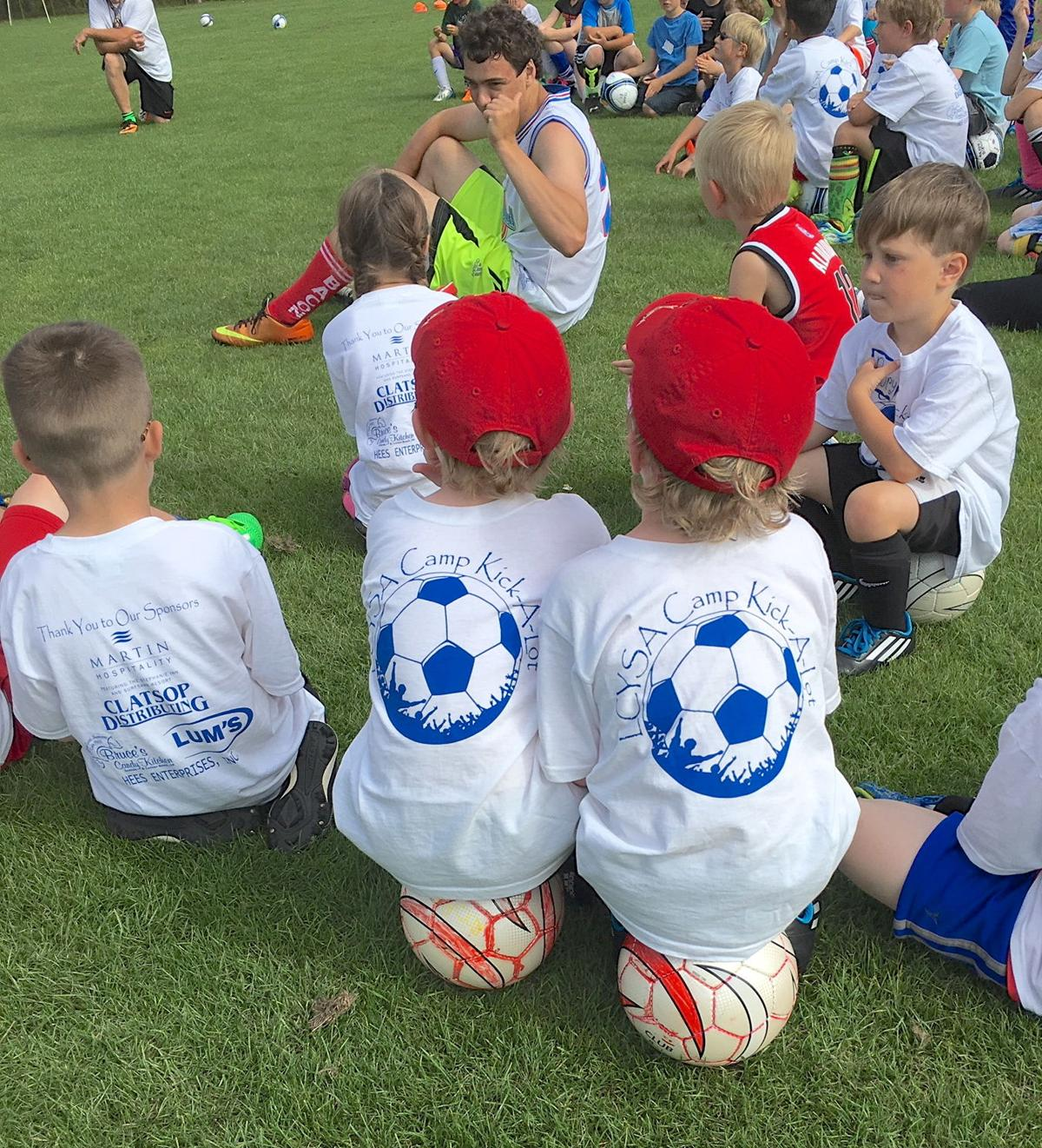 LCYSA soccer camp