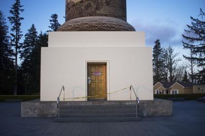 Column closed