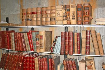 Well Preserved: Astor Library's fascinating basement
