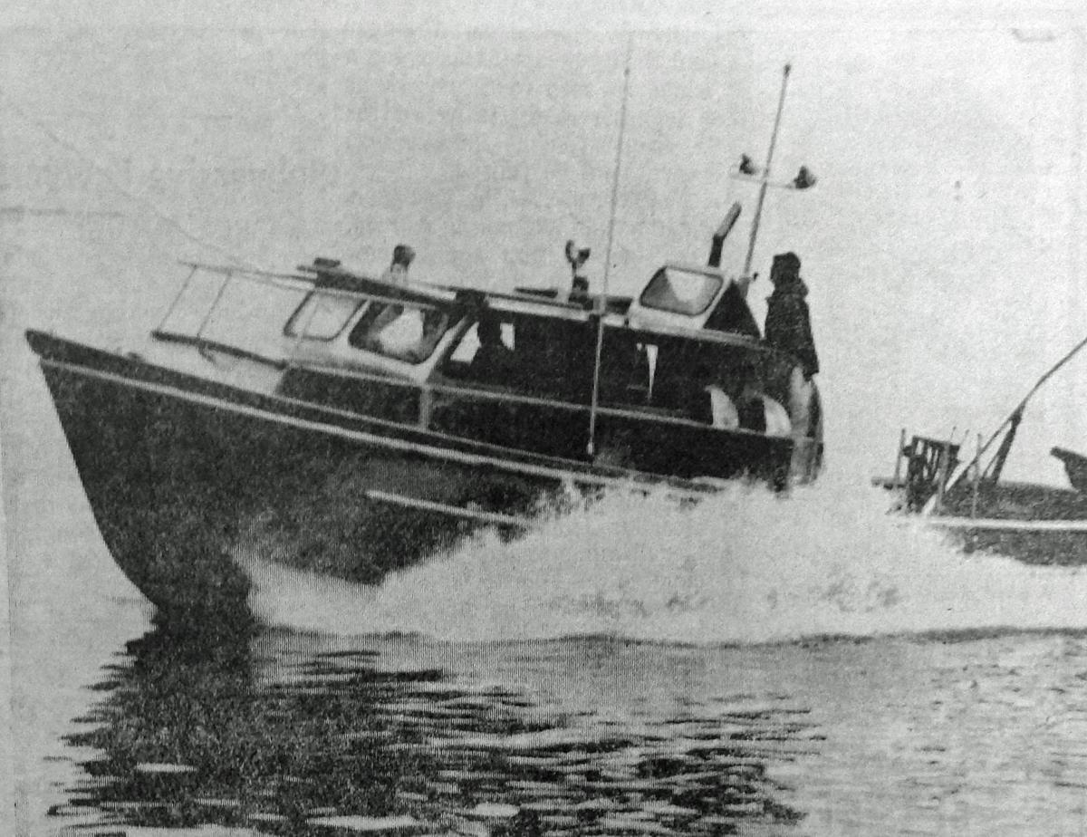 OSU boat