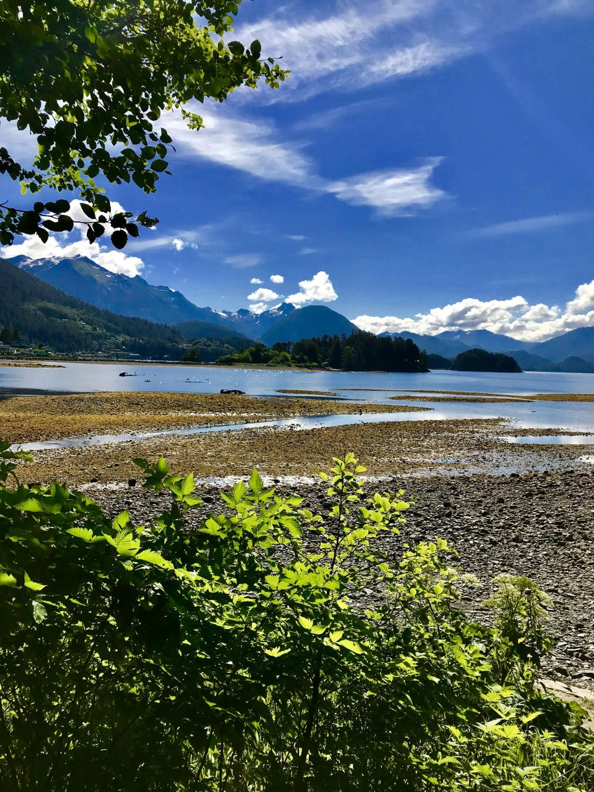 Indian River and Sitka Bay
