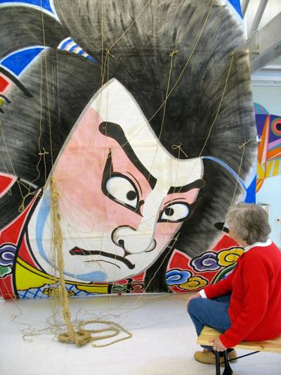 World Kite Museum offers workshops