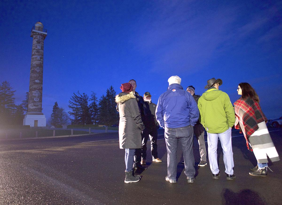 New Look for the Astoria Column