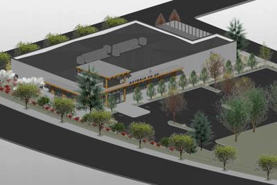 New Astoria Co-op rendering