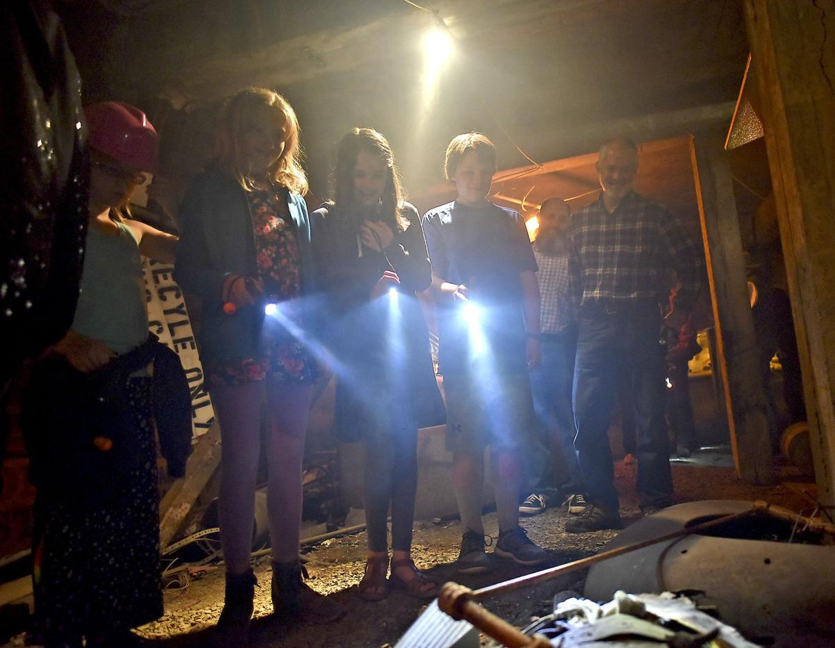 Tours take Astoria's history underground