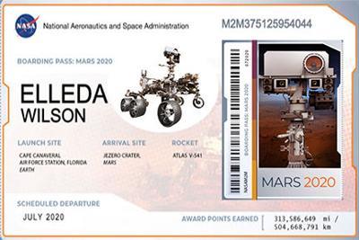 Ear: Mars