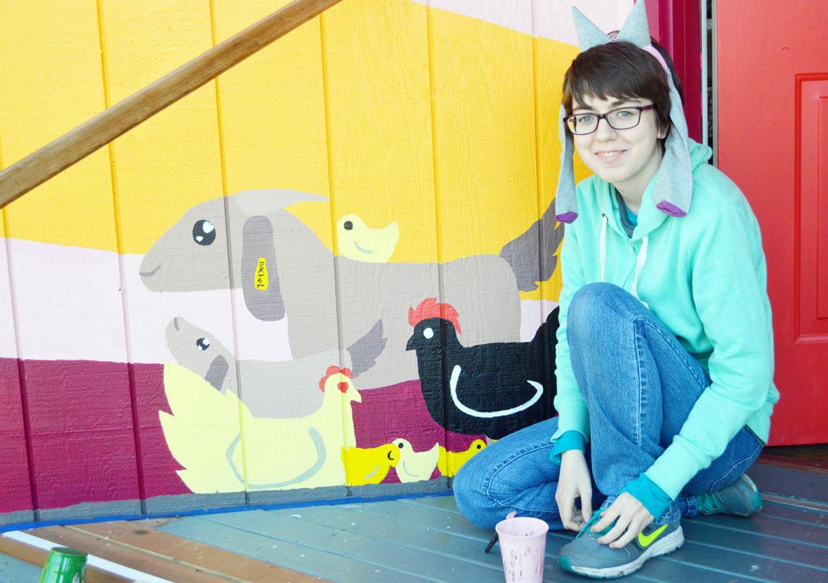 Guest column Teens bound up for North Coast Food Web