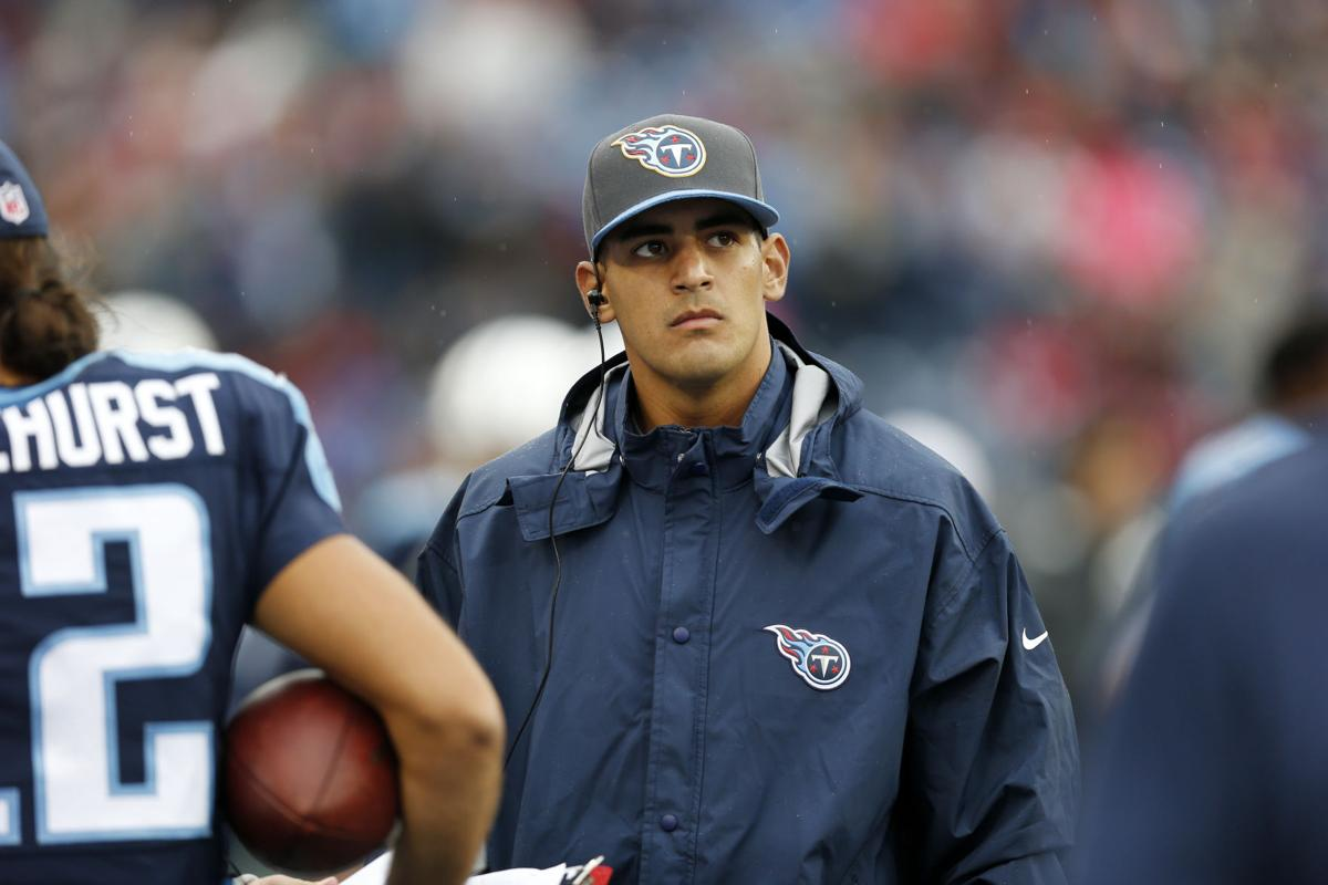 Titan's Mularkey hopes to seize surprising 3rd chance
