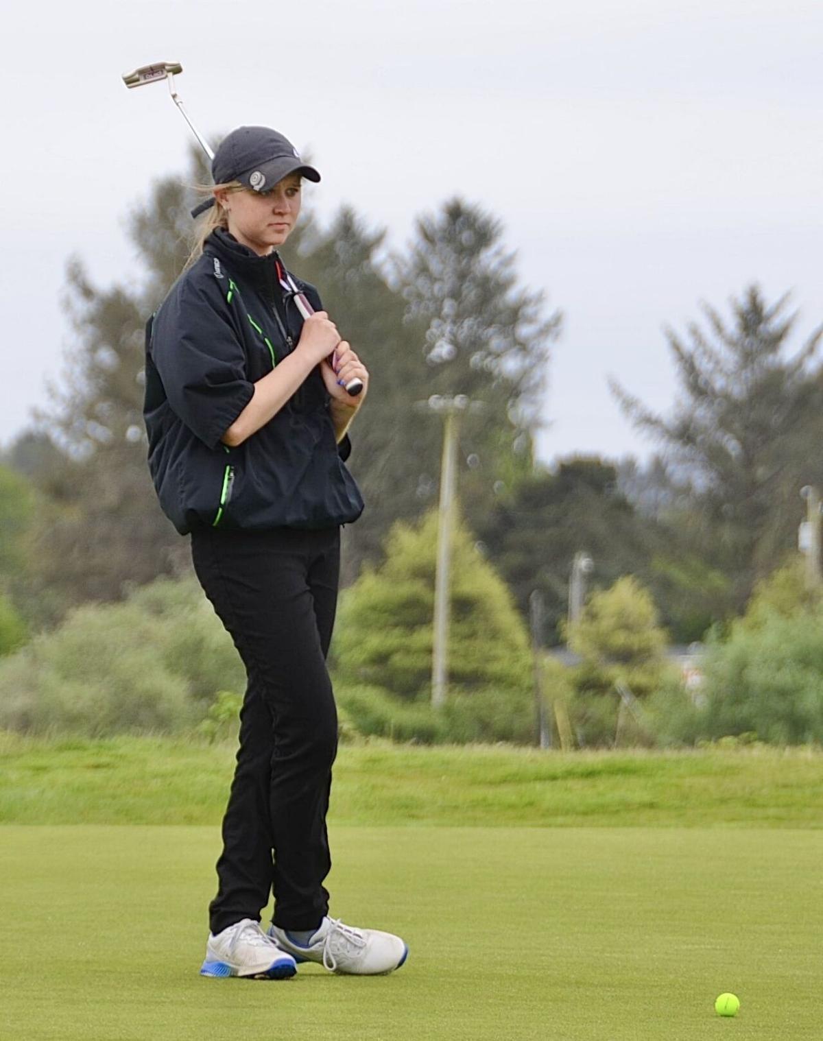 Tristyn McFadden, Seaside golf