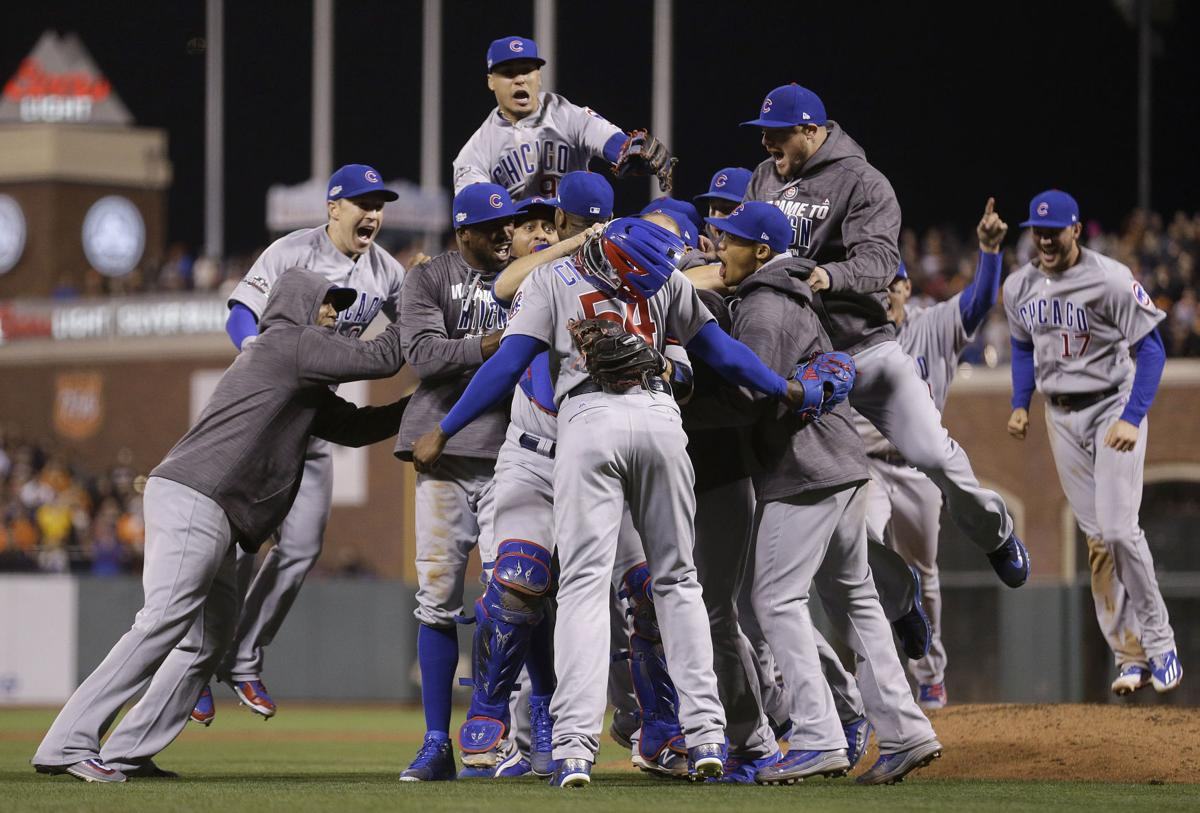 Cubs heading to second NLCS, ready for more