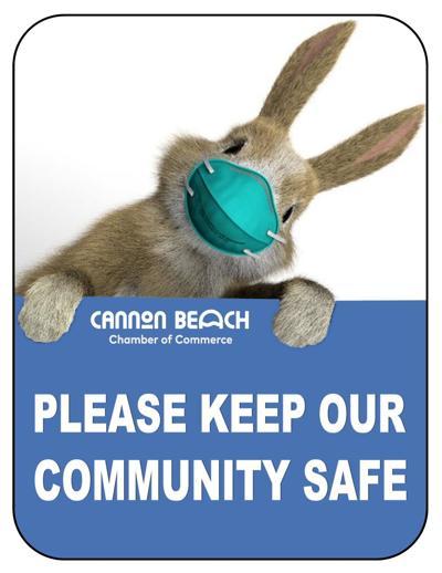 Cannon Beach signs