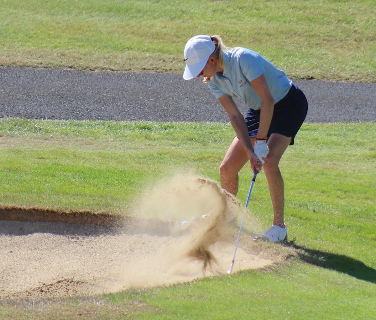 Gretchen Johnson, golfer