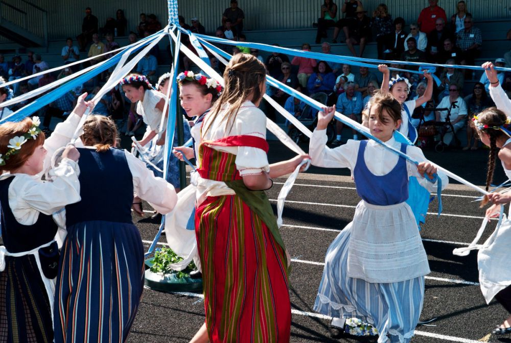 Heritage & pride at the Finnish-American Folk Festival