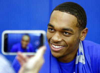 Kentucky's PJ Washington confident, poised to lead Wildcats