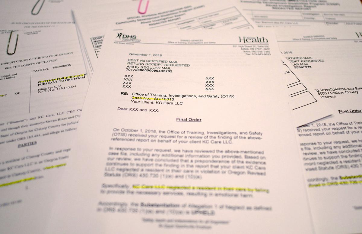 Report Finds Neglect And Abuse At >> State Finds Neglect At Adult Foster Homes Local News