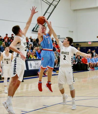 Boys basketball: No. 1 Banks tops No. 2 Seaside, 60-33
