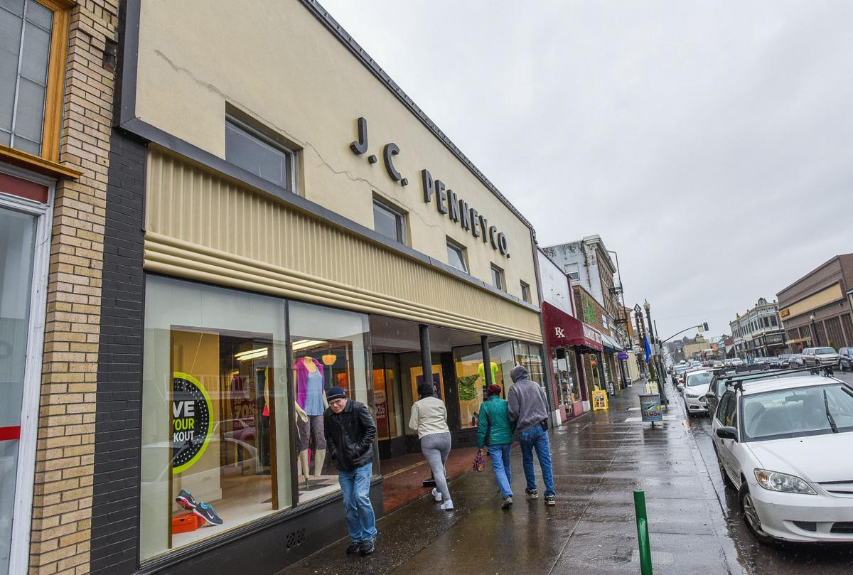 Local apartment owner buys former J.C. Penney