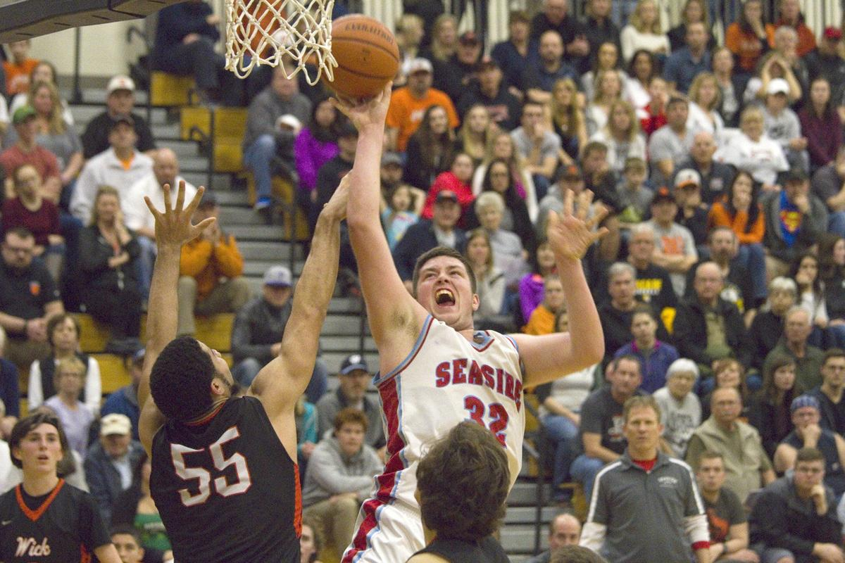 Gulls soar past Indians in semifinals, 56-48