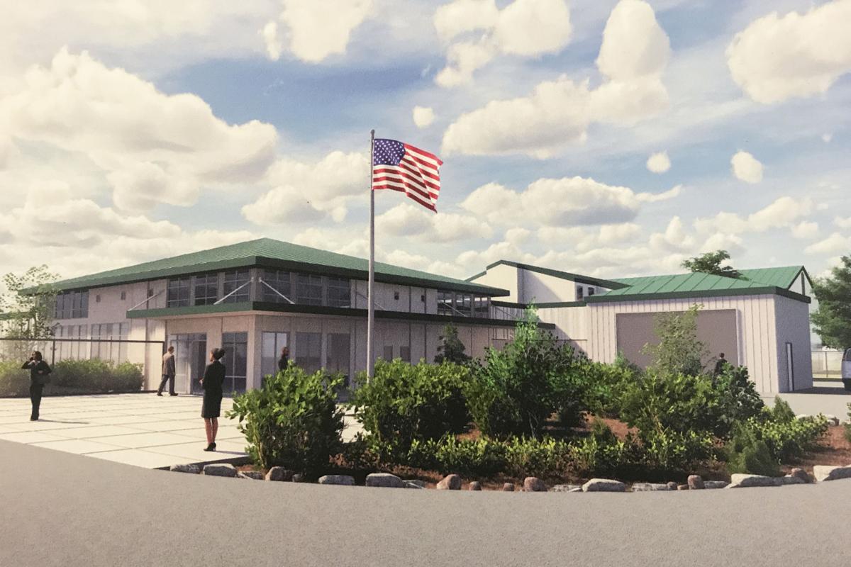 New Clatsop County Jail