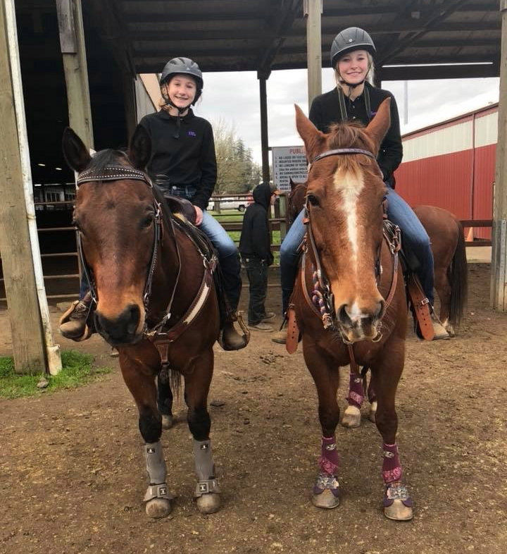 Equestrian: Astoria athletes back in the saddle again