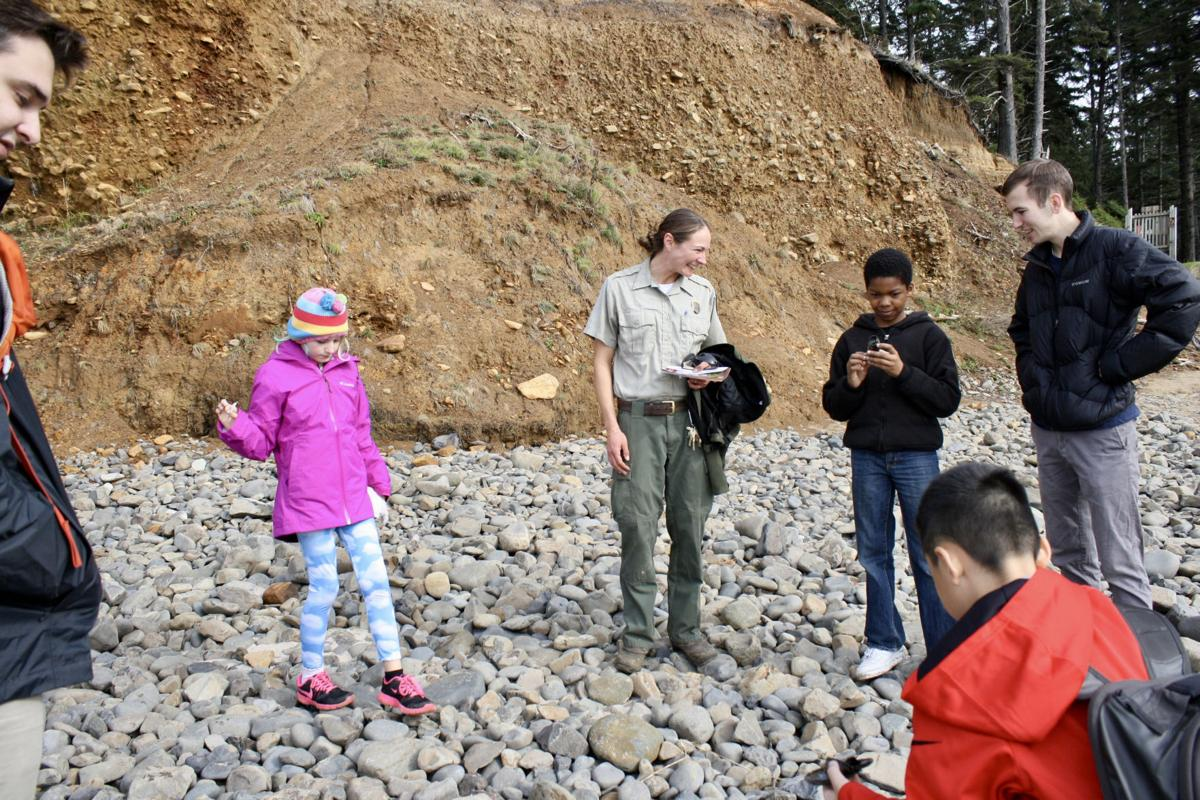 Nonprofit brings students to Cannon Beach