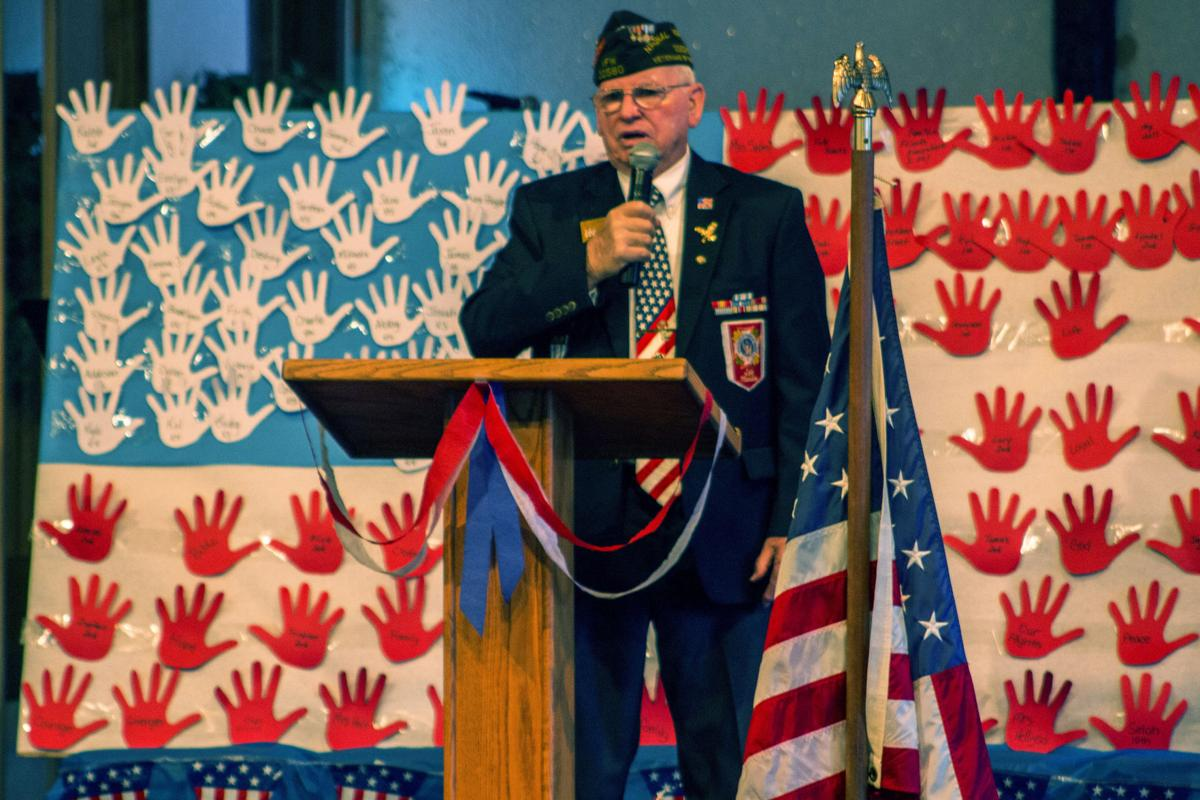 North Coast Christian School in session for veterans