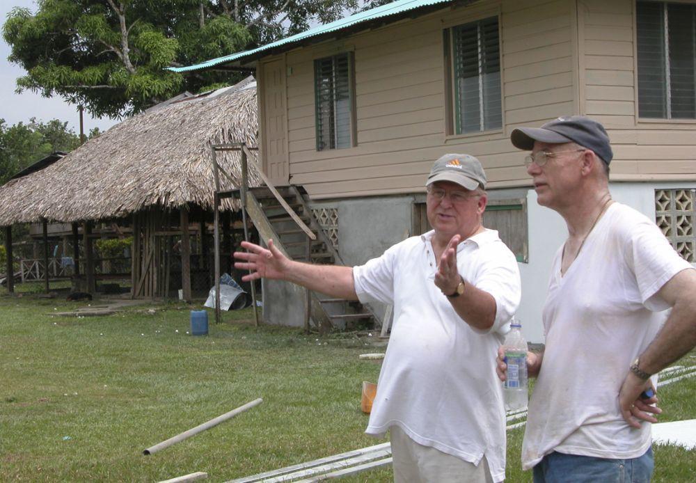 Bible translation brings Gospel to jungle