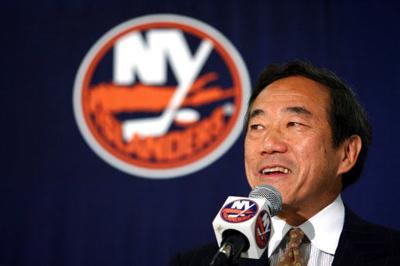 Charles Wang, former New York Islanders owner, dies at 74