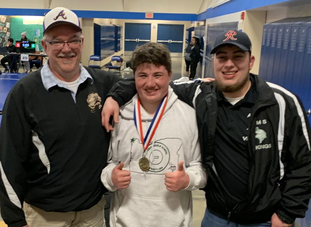 Will Hofmann and coaches