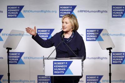 Hillary versus history
