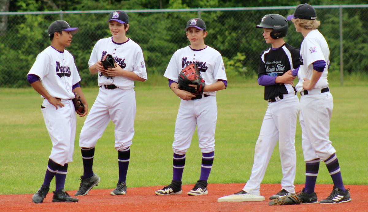 Warrenton, Astoria baseball