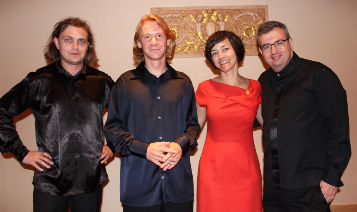 Hermitage Trio and Crockett