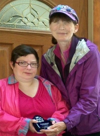 Oregon Rehabilitation Association honors caring indivdual